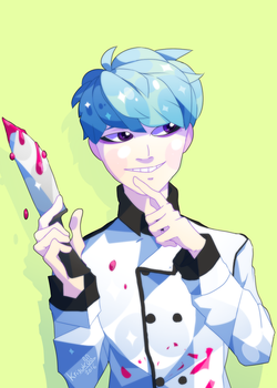 THE CHEF by krisukoo