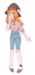 OC Redesign: Juniper by Chaos55t