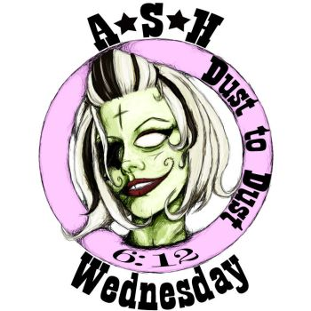 new ASH Wednesday's Logo by LoneSomeLight