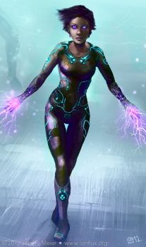 Xegity: Psionic by IonfluxDA