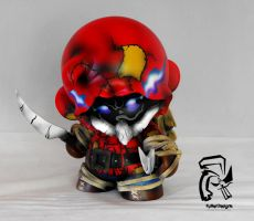 Patches the Gnome by FullerDesigns