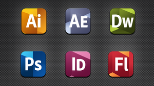 Adobe CS icon by kev95570