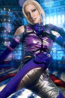Nina Williams TTT2 by Nebulaluben