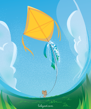 Let's Go Fly a Kite by lafhaha