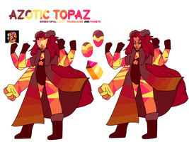Azotic Topaz [REFERENCE] by ShiroShototsu