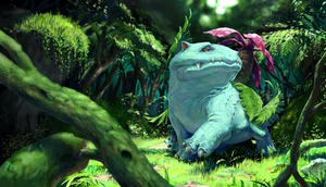 Venusaur and ...