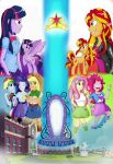 My Little Pony : Equestria Girls by PapyJr13