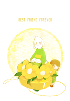 Best Friend Forever by Delomia