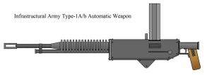 Type-1A/b Automatic Weapon by Imperator-Zor