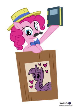 MLP Vector - Trade Ya by MLPBlueRay