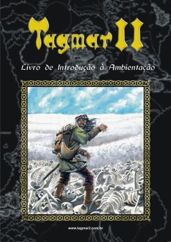 Tagmar 2 RPG Cover by Artigas