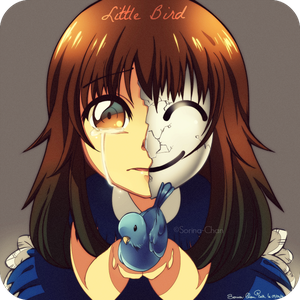 CHIBI Commission - Little Bird by Sorina-chan