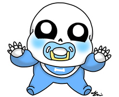 Baby Sans by AngelsLoveU