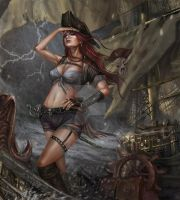 Pirate by PhuThieu1989