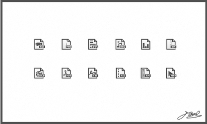 Filetypes Icon by kevinS555