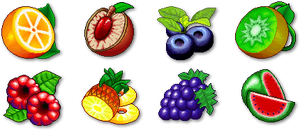 Fruits by teezkut