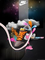 Nike SB - Pimp Your Feet by i-visual