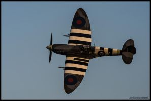 Twilight Spitfire by AirshowDave
