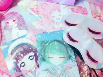 Free gifts with Cardcaptor pre-orders! by ViPOP