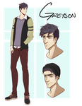 Greyson Ref by Plaidpathy