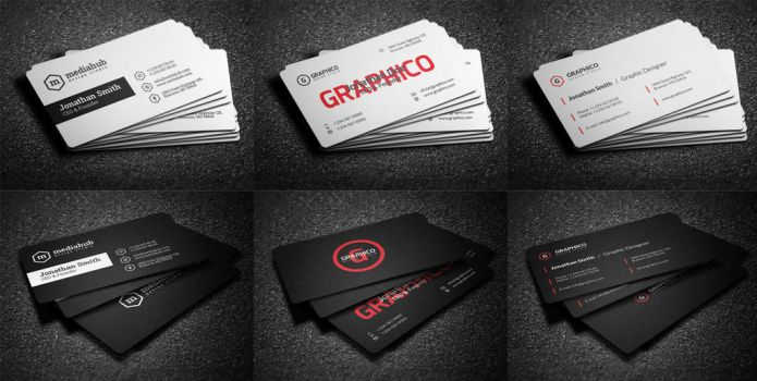 Cards on best resources deviantart nazdrag 5 0 creative business cards bundle 14 by nazdrag reheart Images
