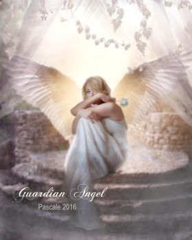 Guardian Angel by pvleminx