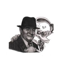 Who Framed Roger Rabbit by kad84
