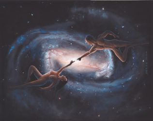 Eternity (The Cosmic Dance) by ArielRGH