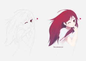 anime girl hair styles request rellik hair sketches by punkaspazer on deviantart 3610 | nicoled by phiers d5flesy