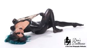 Sushii Liquid Latex 1 by DonCrossPhotography