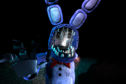 Withtered Bonnie by TvCrip05