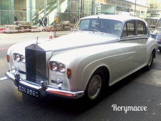 1965 Rolls Royce Silver Cloud III by The-Transport-Guild