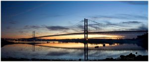 Light of the Forth by FlippinPhil