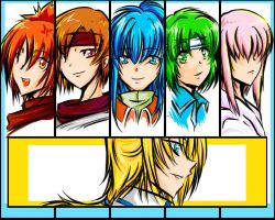 LSK -6 Holy Knights - by crocell