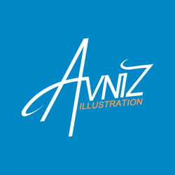 Avniz Illustration - Logo by Efrayn