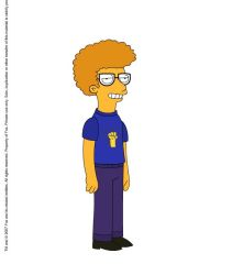 omg simpsonized by omeganeep