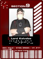 Section9 ID for Lord Kelvelos by lordkelvelos