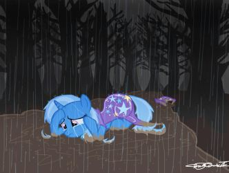 MLP - ''But I'm Still the Great and Powerful.. by WillisNinety-Six