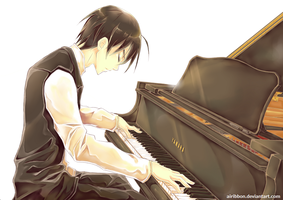 Ani Piano by airibbon