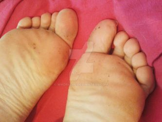 Morning Soles, a little dirty... by Whor4cle
