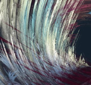 wave of feathers by PedroHenrique-2