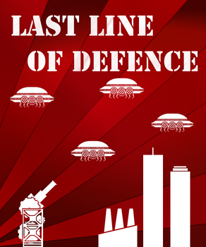 Last Line of Defence boxart by CantStrafeRight