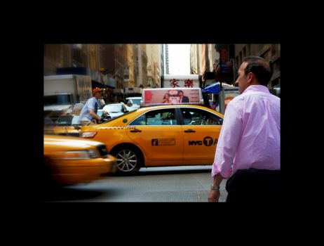 Streets of New York by luijo