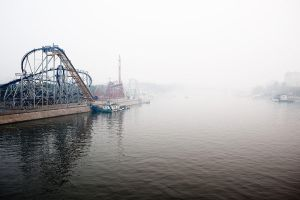 Smog in Moscow 4 by WilliH