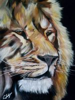 'The King' by dx