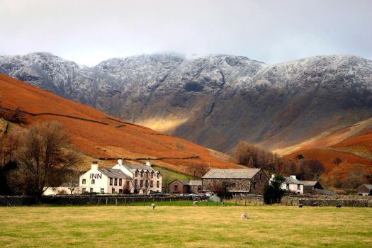 Wasdale Head by Capturing-the-Light