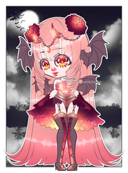 [Closed] Halloween Adopt by Yahone