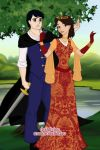 The King of Narnia and the Queen of the Underworld by Rosie-Love98