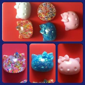 New Resin Designs I've tried out by Lisa99