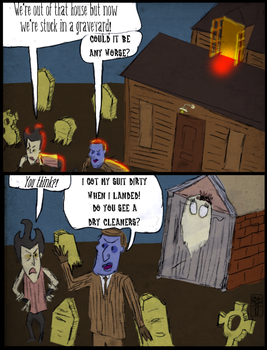 Lost House on the LEft pg11 by Ohthehumanityplz